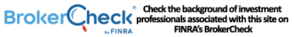 Broker Check by FINRA
